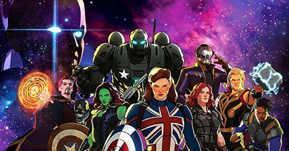 Marvel What if...? characters