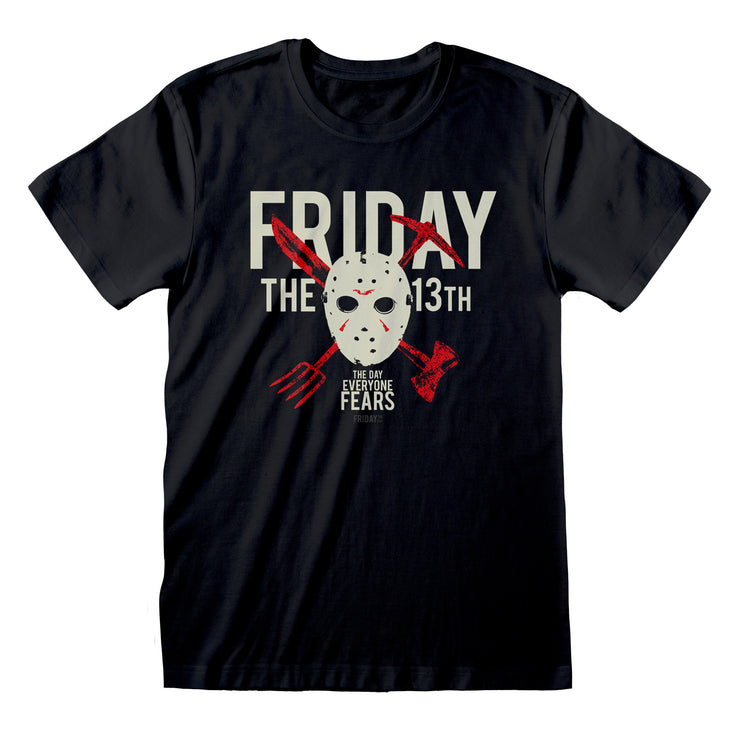 Friday the 13th The Day Men's T-Shirt - Popgear