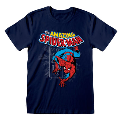 Marvel Comics The Amazing Spider-Man Men's T-Shirt - Popgear