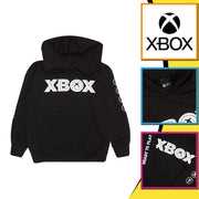 X-Box Ready To Play Boys Pullover Hoodie - Popgear