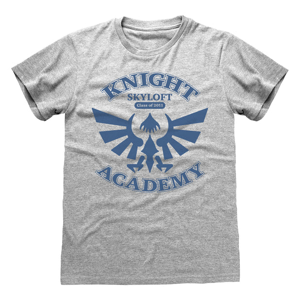 Zelda Skyloft Knight Academy Men's T-Shirt - Popgear