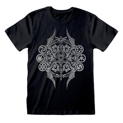 Zelda Deco Men's T-Shirt - Popgear