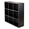 Winsome Shelf 3 x 3 Cube Wainscoting Panel