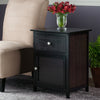 Winsome Eugene Accent Table Espresso