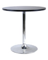 "Winsome Spectrum 29"" Round Dinning Table with Metal Leg"
