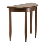 Winsome Concord Half Moon Accent Table