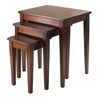 Winsome Regalia 3-Pc Nesting Table