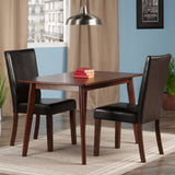 Winsome Shaye 3-PC Set Dining Table w/ Chairs