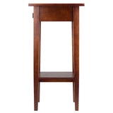 Winsome Regalia Accent Table with drawer, shelf