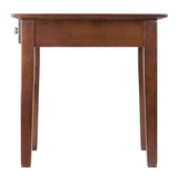 Winsome Rochester End Table with one Drawer, Shaker