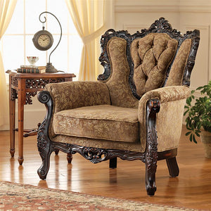 TOSCANO BENTLEY ARMCHAIR