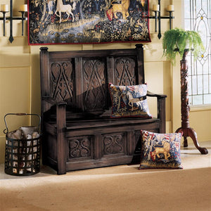 TOSCANO MONKS BENCH