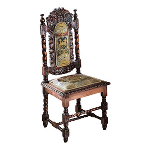 TOSCANO CHARLES II SIDE CHAIR