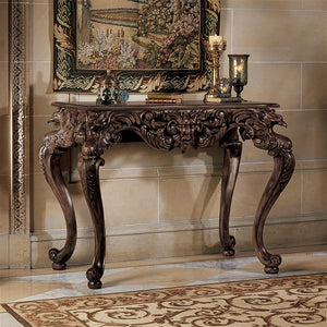 TOSCANO KING FREDERIC CONSOLE TABLE