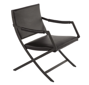 The Uggerby Arm Chair, Black