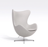 The Slattery Lounge Chair, Light Gray