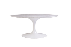 The Marble Tulip coffee table