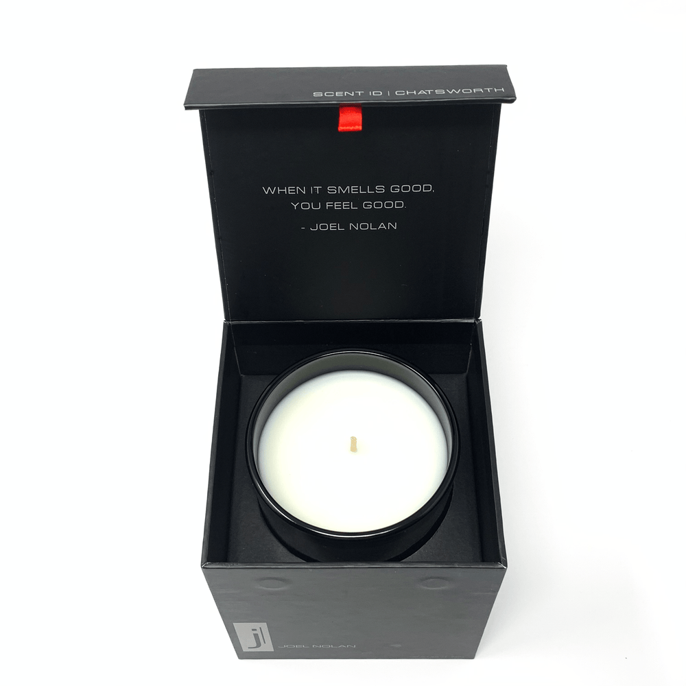 SCENT ID | CHATSWORTH Candle Joel Nolan
