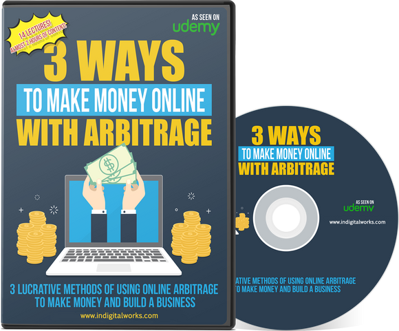 3 Ways To Make Money Online With Arbitrage - ProsperityWorld.store