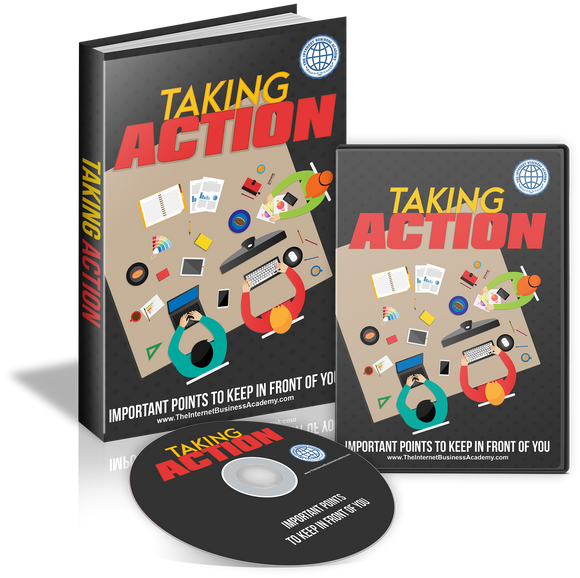 Taking Action + Bonus Your Inner Greatness + Bonus Your Mind and How To Use it - ProsperityWorld.store