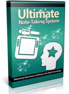 Ultimate Note Taking System - ProsperityWorld.store