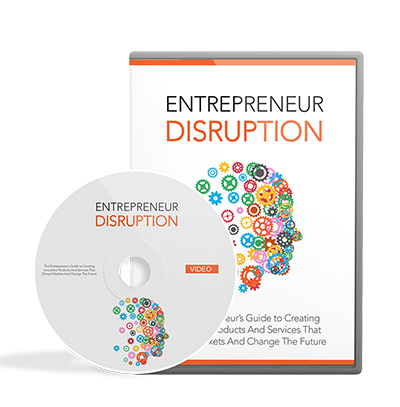 Entrepreneur Disruption - ProsperityWorld.store