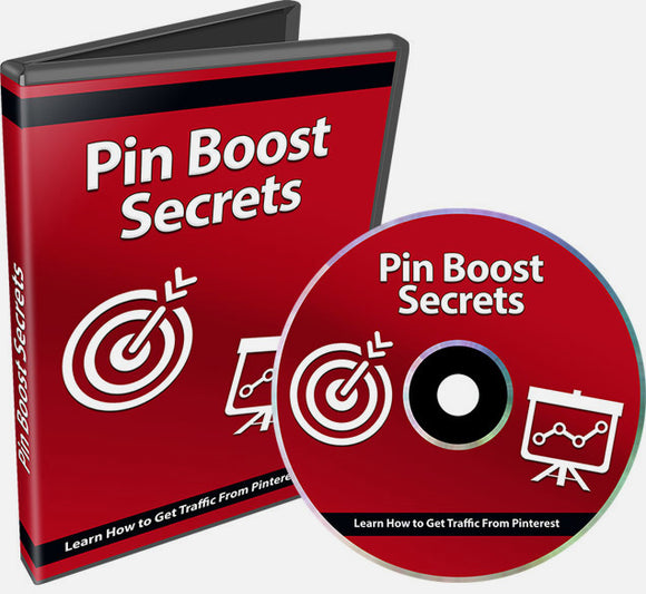 Pinterest Boost Secrets - ProsperityWorld.store