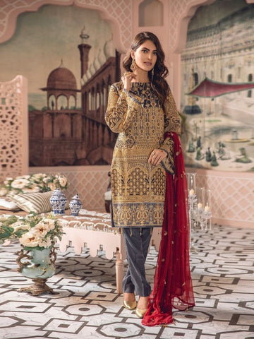 Pakistani Dress - Amaryllis - Pakistani Dress