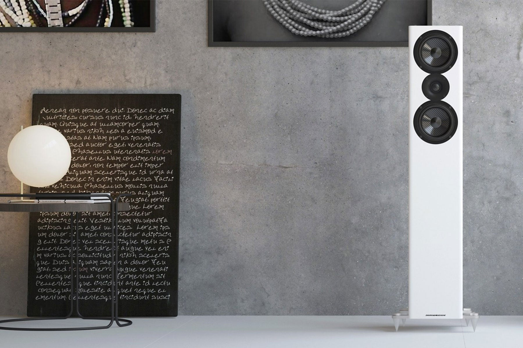 Acoustic Energy speakers return to Canada