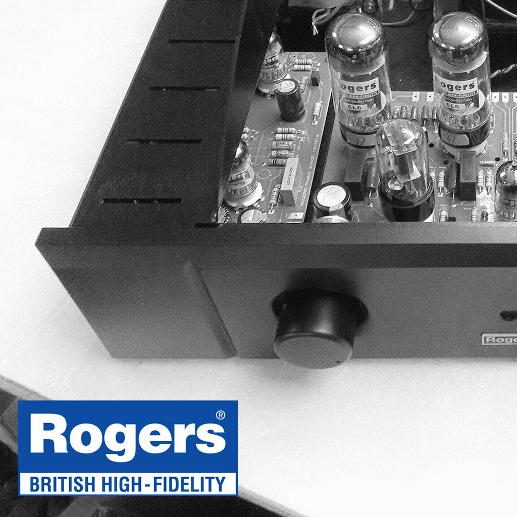 Rogers E20a/ii Integrated Tube Amplifier