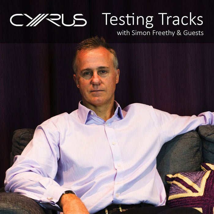 Cyrus Audio Testing Tracks