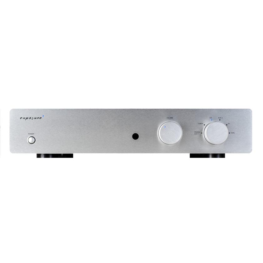 Exposure 3010S2D Preamplifier | AUDIONATION
