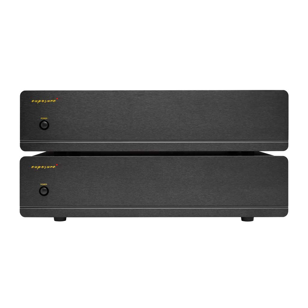 Exposure 5010 Power Amplifiers | AUDIONATION