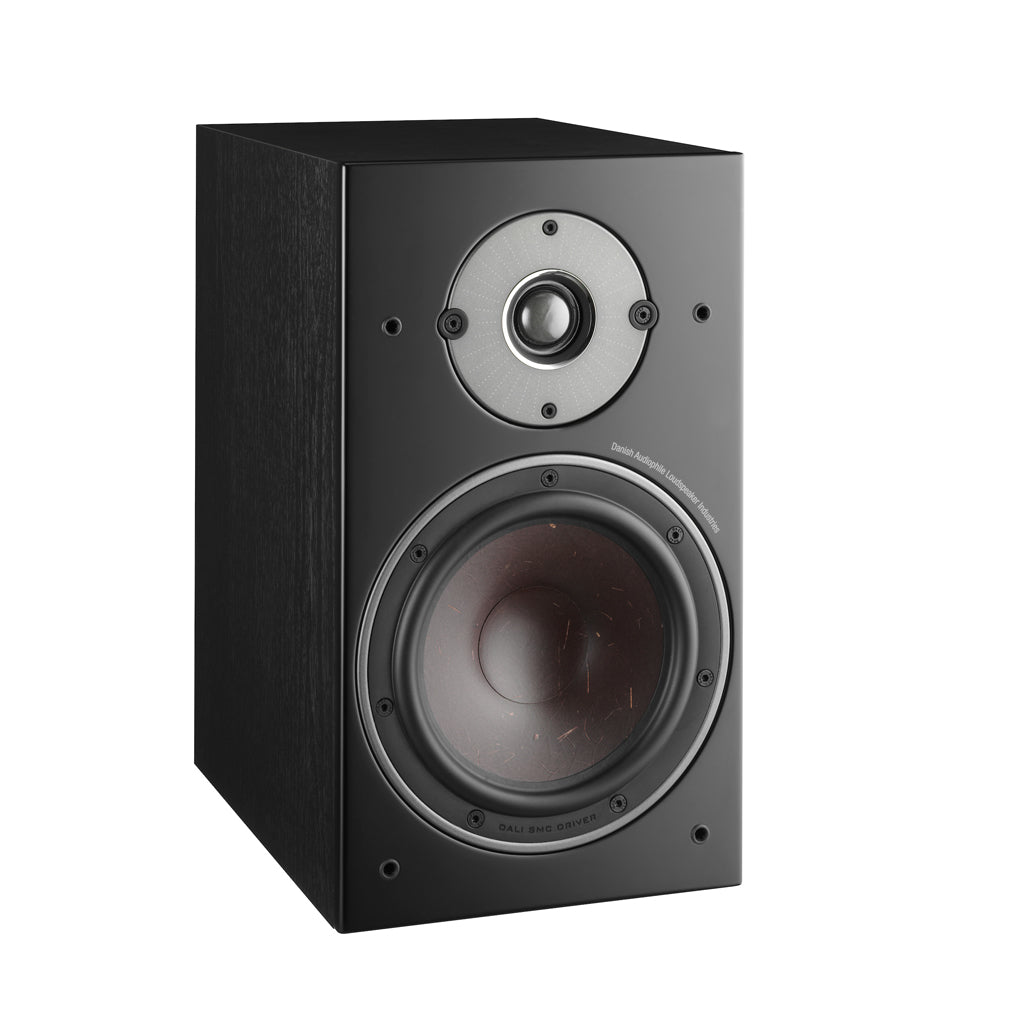DALI Oberon 3 Bookshelf Speakers | AUDIONATION