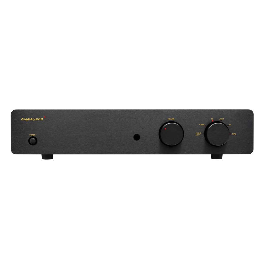 Exposure 5010 Pre Amplifier | AUDIONATION