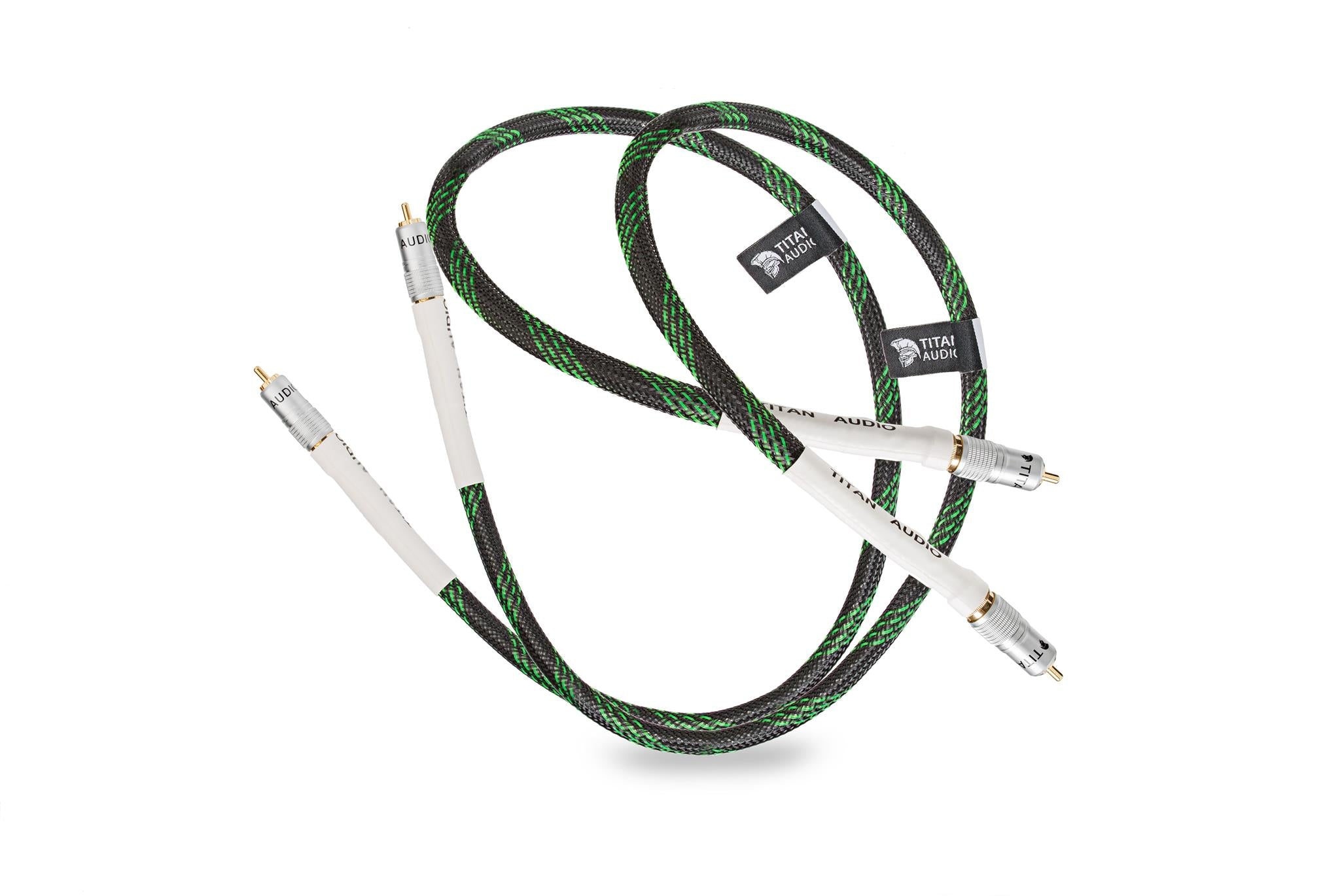 Titan Audio Styx RCA Cable | AUDIONATION