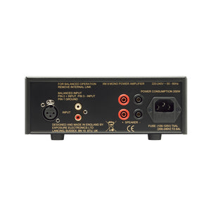 XM-9 Power Amps Back
