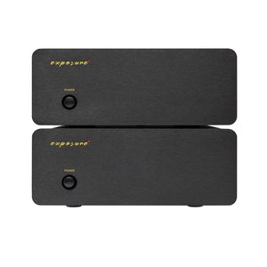 XM-9 Power Amps Black