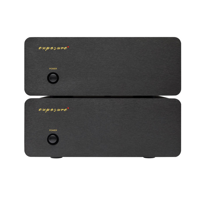 Exposure Electronics XM9 Power Amplifiers | AUDIONATION