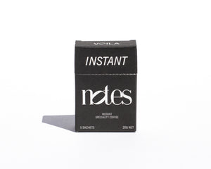 Notes INSTANT Coffee