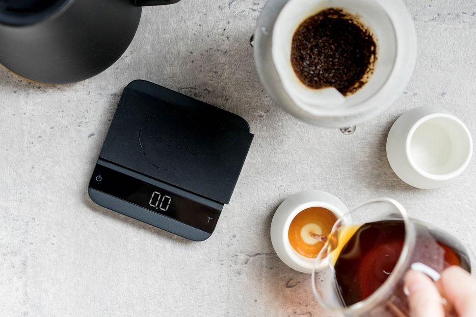Acaia Lunar Scale - Notes Coffee Webshop