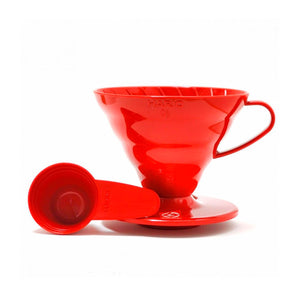 Hario V60 02 Plastic Dripper - Notes Coffee Webshop