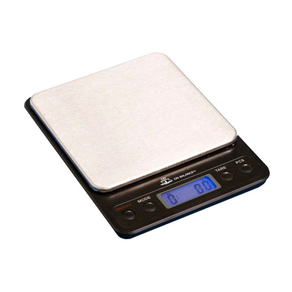 On Balance 3000 Digital Table Scale - Notes Coffee Webshop