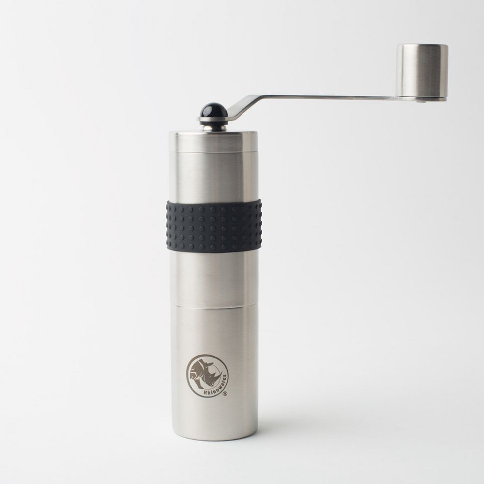 Rhino® Tall Hand Grinder - Notes Coffee Webshop