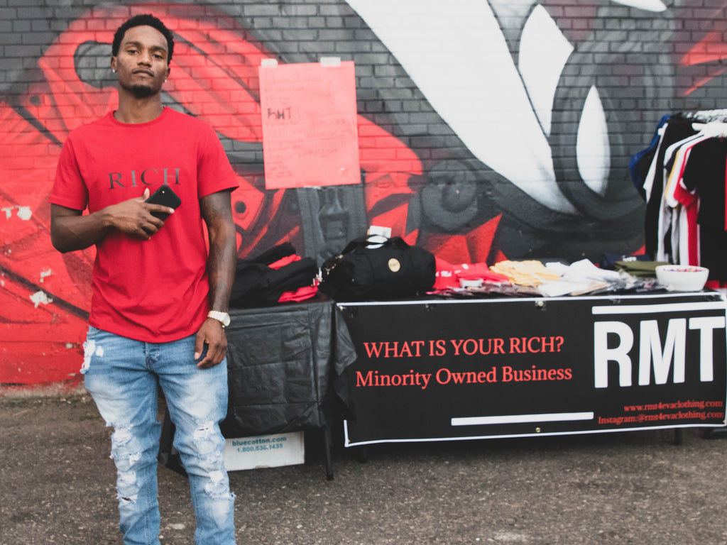 Jalen Thompson- CO Founder of RMT