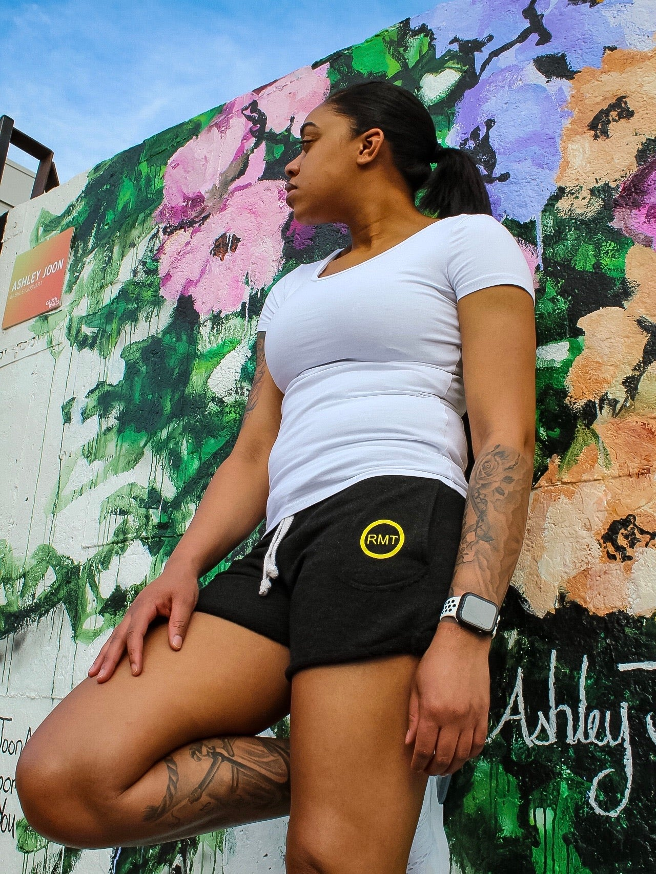 RMT Shorts- Grey [Women's]