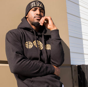 RMT Wealth Sweatsuit- Gold