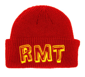 RMT Beanie - Red/Yellow