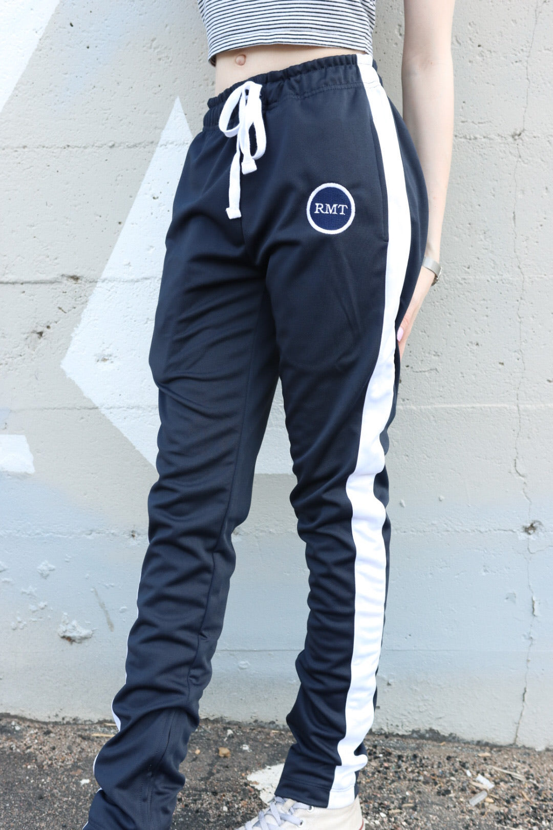 RMT Track Pants- Navy