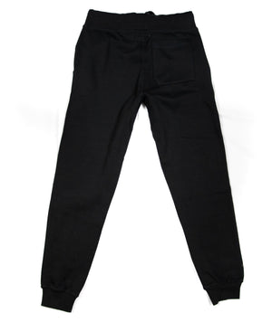 Mile High City Joggers - Metallic Black